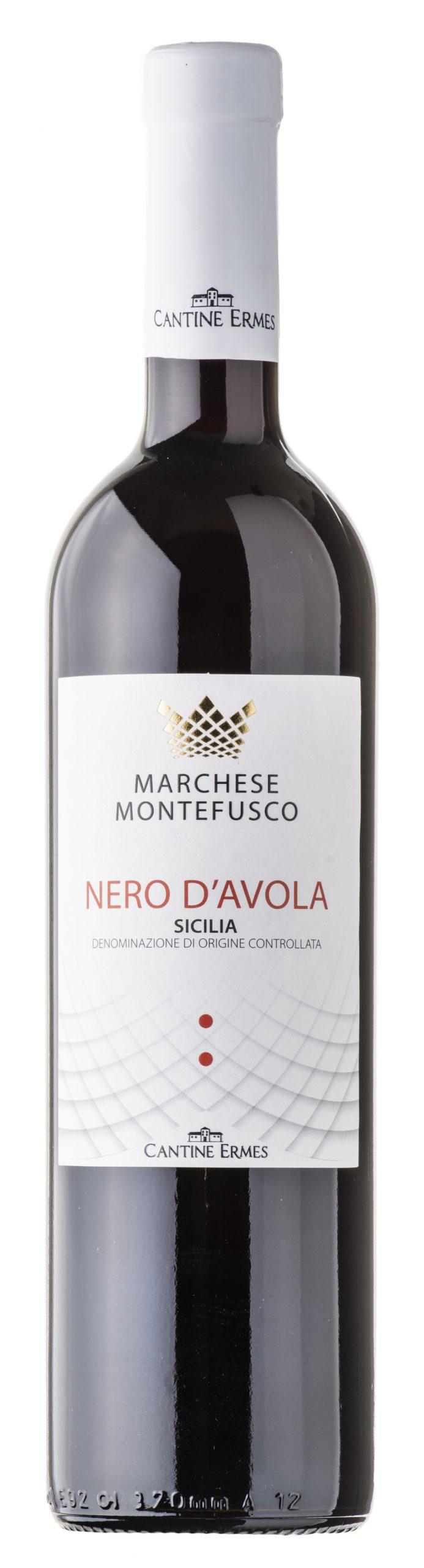 NERO D'AVOLA MARCHESE MONTEFUSCO