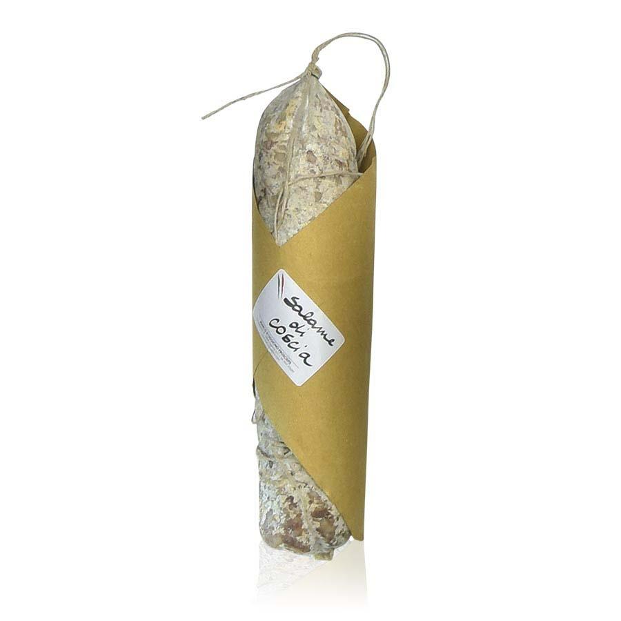 Salame di Coscia Filzetta Marco D'Oggiono g 550 circa