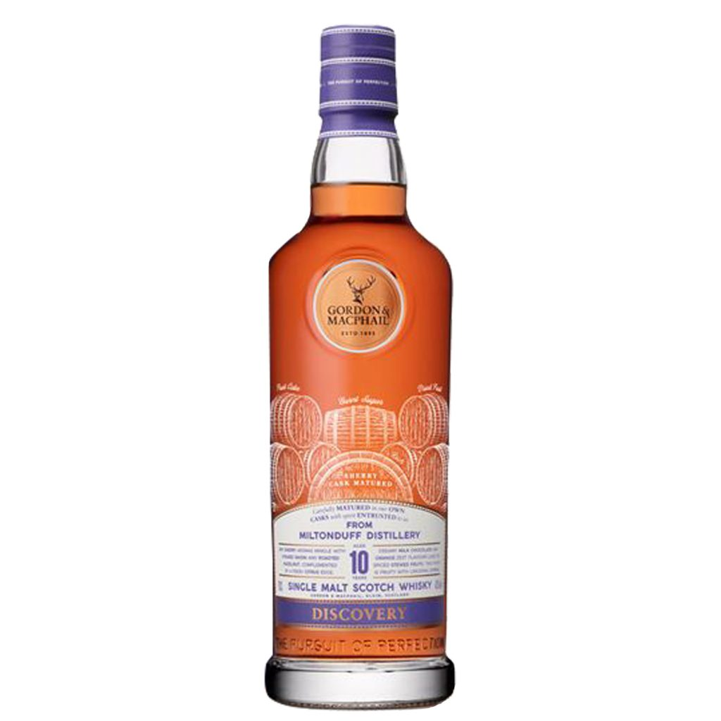 WISKY MILTONDUFF DISCOVERY SELECTION