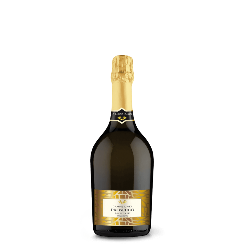 CAMPE DHEI PROSECCO DOC MILLESIMATO EXTRA DRY