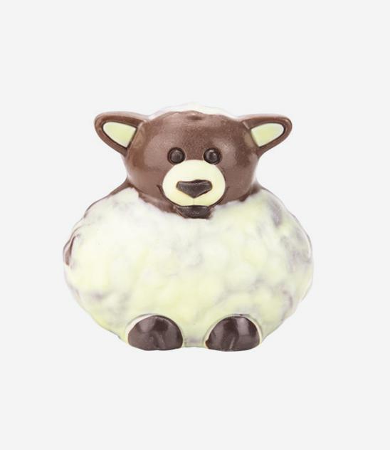 UOVA ANIMALETTI PAFFUTELLI Pecorella Latte