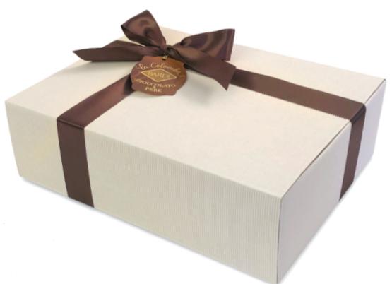 Colomba di Pasticceria Bardi, Pere e cioccolato Kg 1 , in Scatola Cannettata Prestige