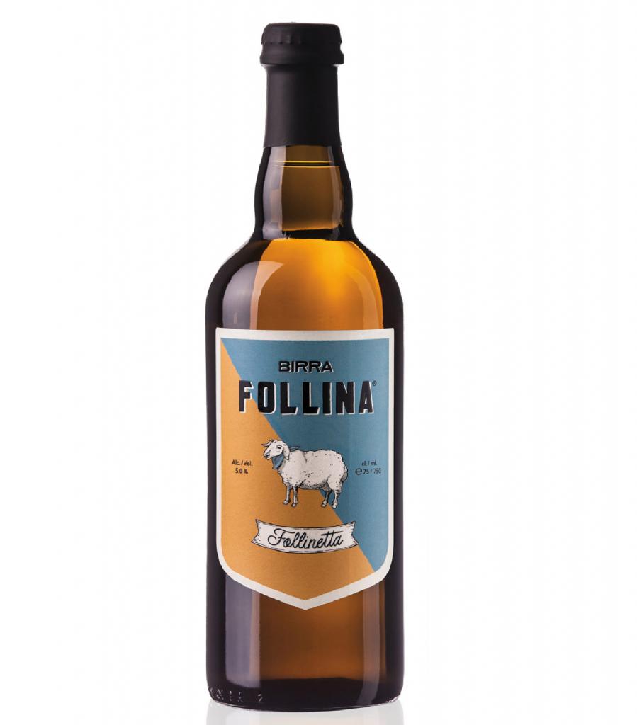 BIRRA FOLLINA FOLLINETTA LT. 0,75