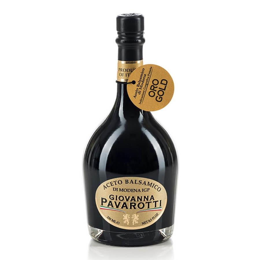 """Aceto Balsamico di Modena IGP sigillo Oro """"Giovanna Pavarotti"""" cl 25"""