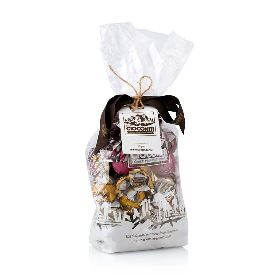 Boules di Cioccolato assortite – ricette delle Dolomiti CiocoMiti g 308