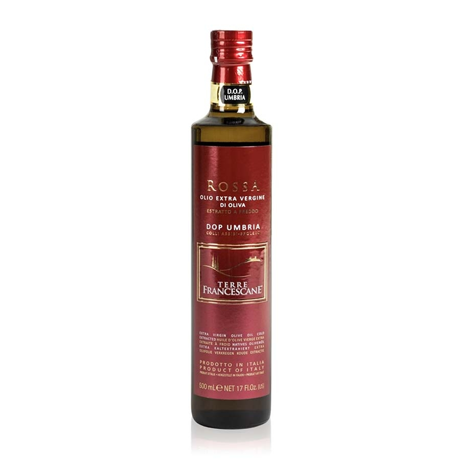 Olio Extravergine di Oliva DOP Umbria Colli Assisi-Spoleto Terre Francescane cl 50
